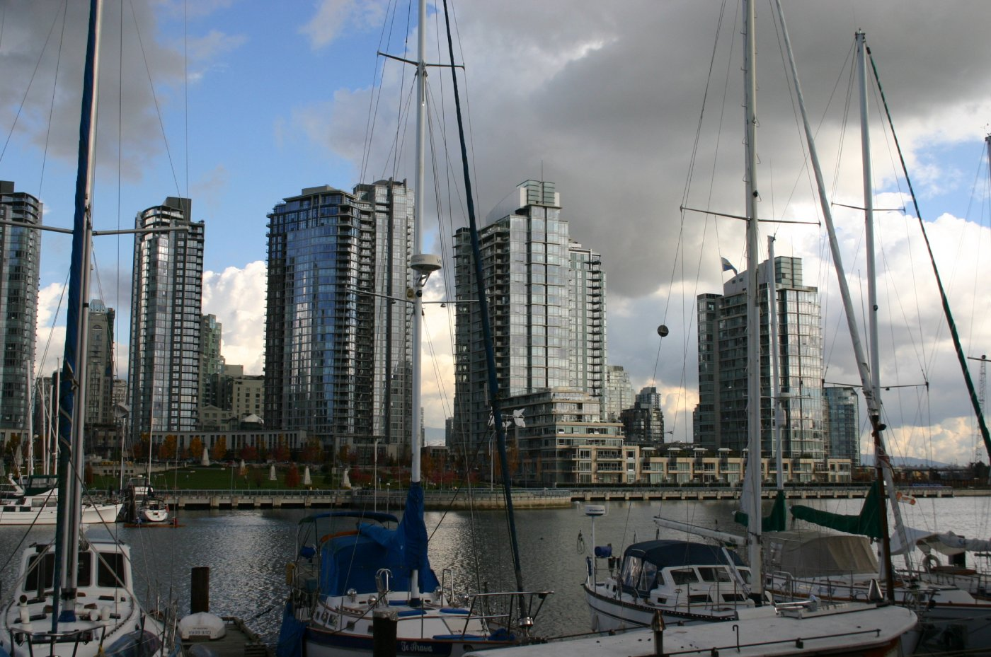 Vancouver | Yaletown condos