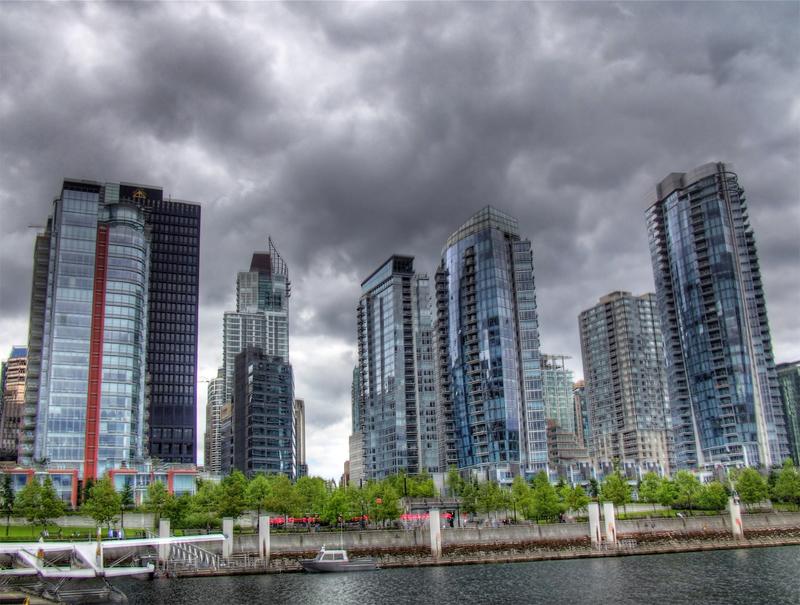 Vancouver Coal Harbor Waterfront