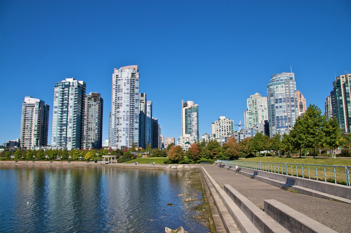 Vancouver Harbour Waterfront