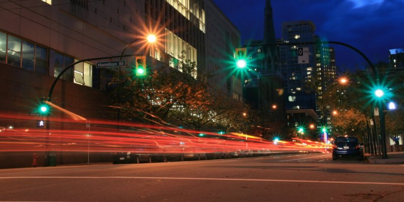 Vancouver Lights – The Reds and The Greens