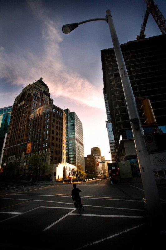 Vancouver Streetside