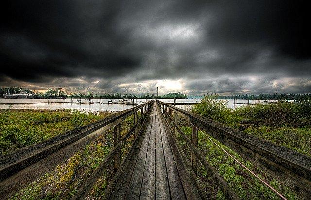 A Long Walk On a Short Pier