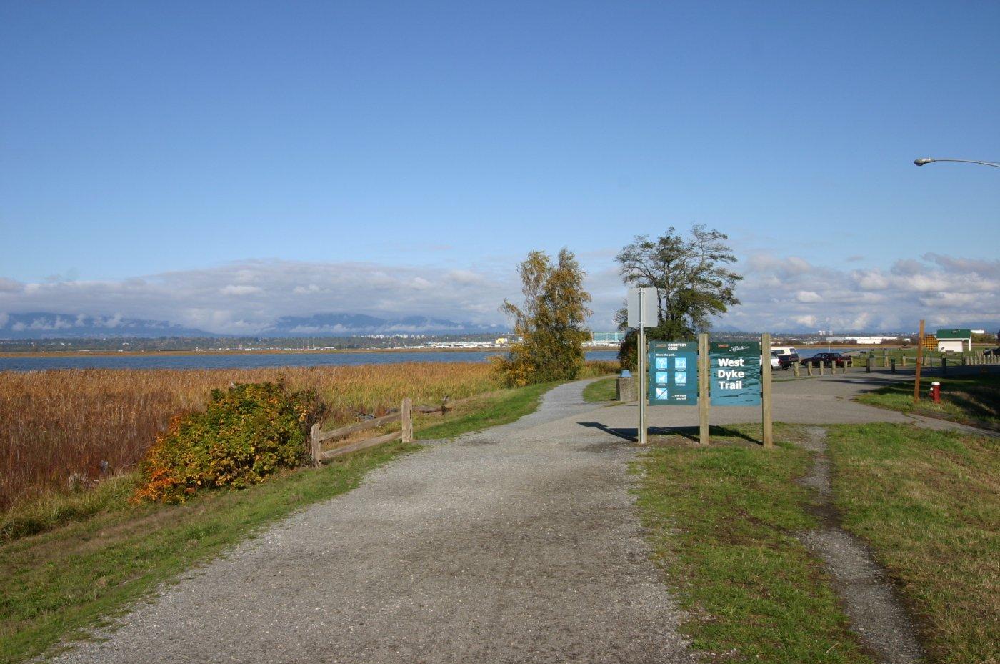 West Dyke Trail | Terra Nova Park