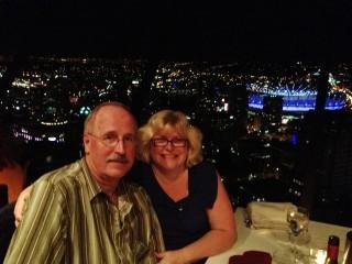 Dan and Cathy Rawe