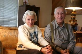 Jean and Bill Elliott