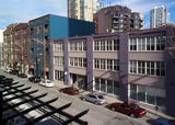 Yaletown loft buildings