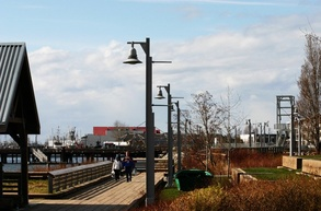 riverwalk to steveston village