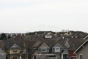 view to Mount Baker