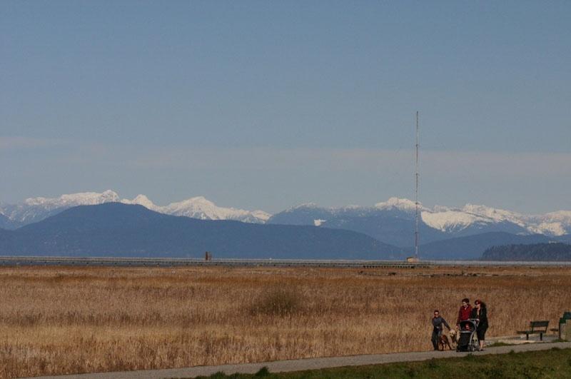 west dyke trail