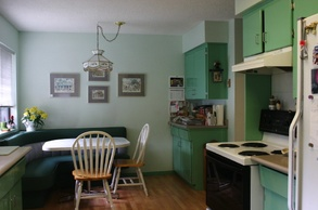 kitchen and nook