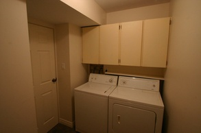 laundry room on main