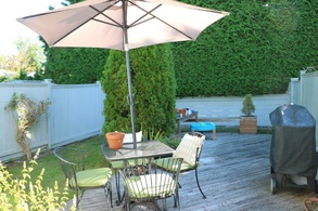 backyard & sundeck