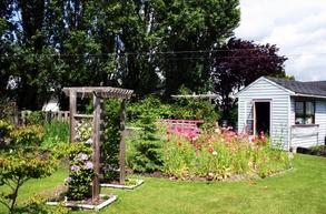 garden trellise