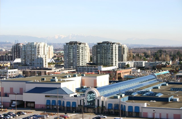 richmond centre
