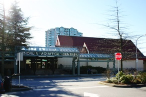 minoru aquatic centre