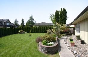 south garden
