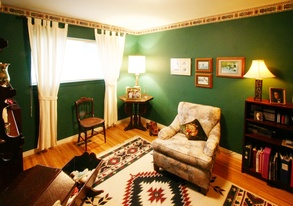 study second bedroom