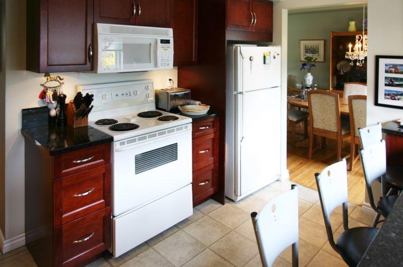 kitchen w view   8820 fairdell cr
