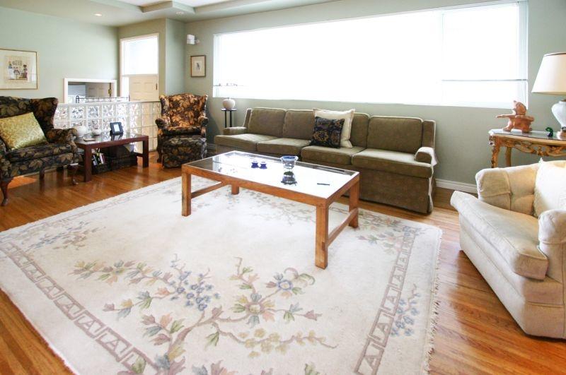 living room to foyer  8820 fairdell