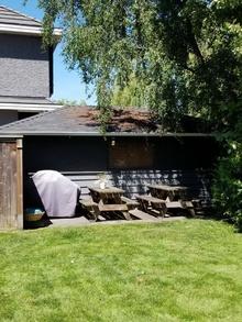 single garage  piermond