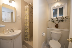 10 downstairs bathroom