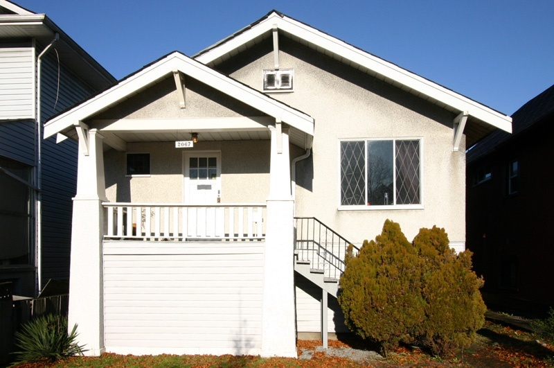 2067 East 1st Avenue - Vancouver East - Grandview