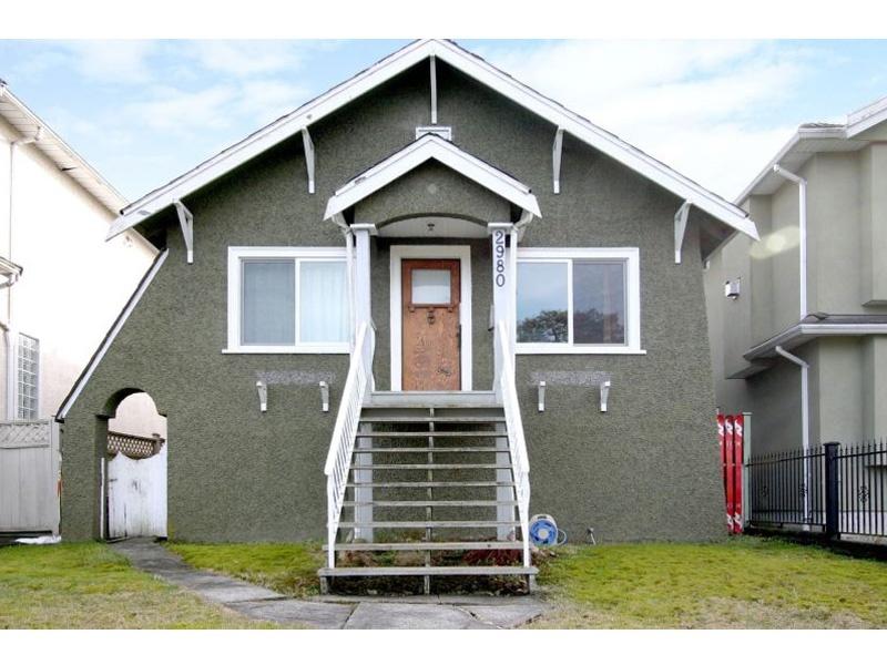 2980 East 1st Avenue - Vancouver East - Renfrew