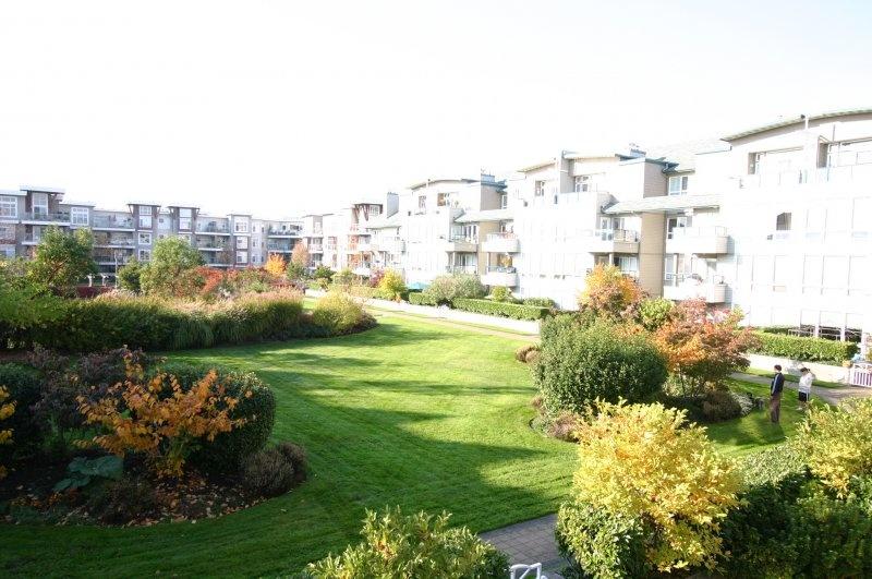 deck view to garden