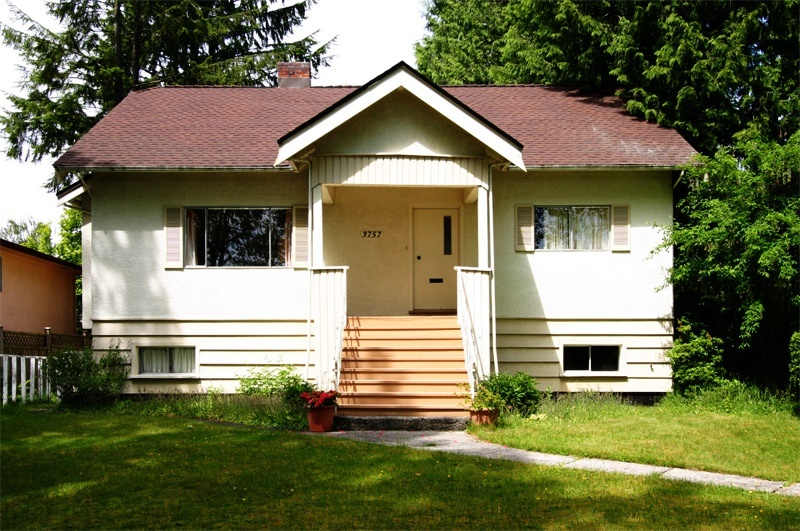 3757 West 26th Avenue - Vancouver Westside South - Dunbar